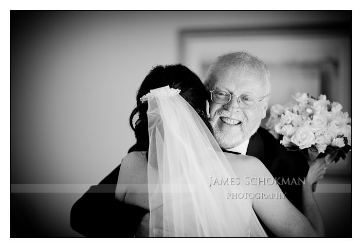father of the bride emotional natural wedding photography perth