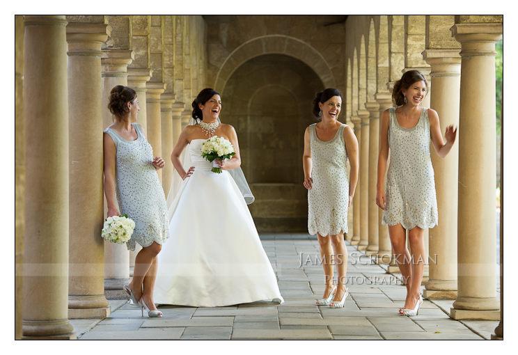 beautiful bridesmaids perth