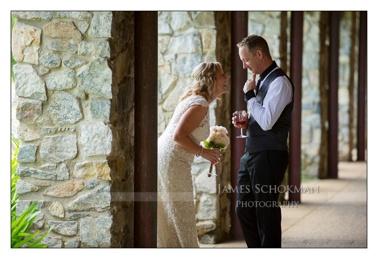 beautiful bridal portait perth at millbrook winery