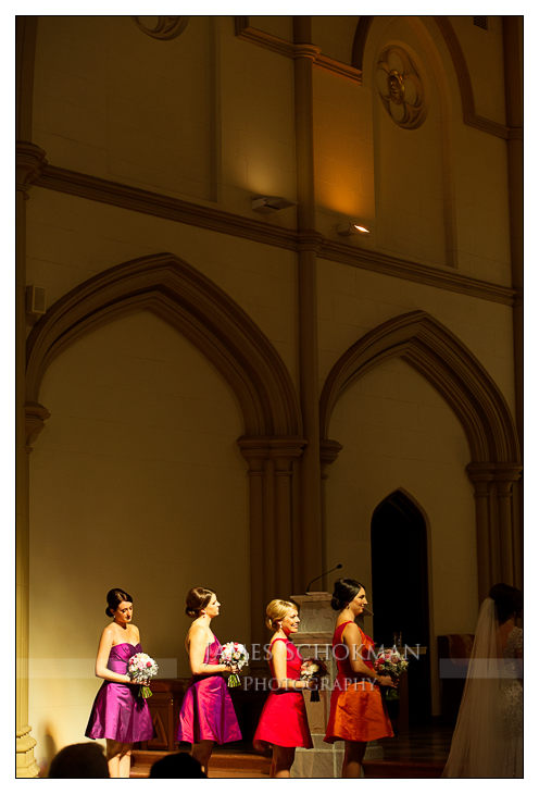 subiaco church perth wedding photograph