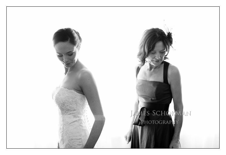mother and daughter in black and white in perth