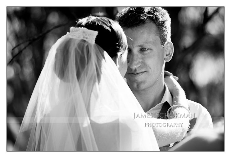 loving looks at country wedding in perth by james schokman