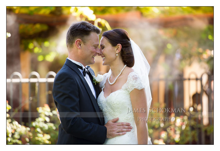 natural unposed bridal wedding portrait at sandalford