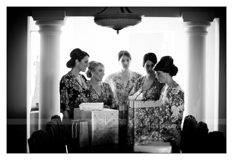 perth wedding bridesmaids getting ready