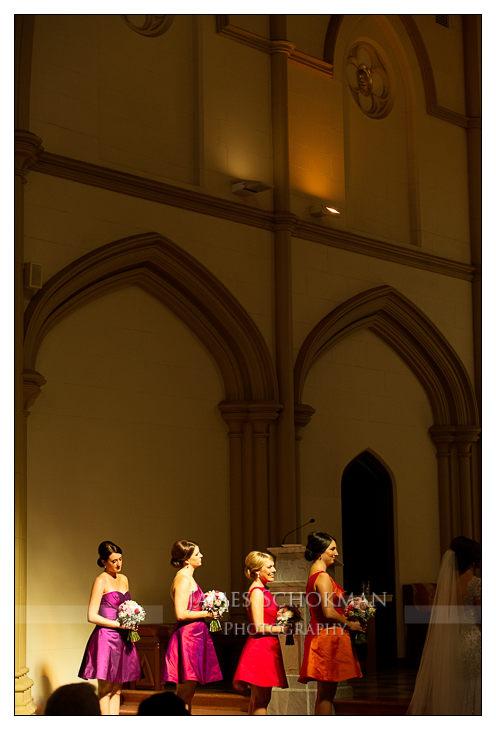 subiaco church perth wedding photograph